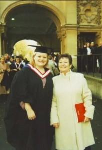 Clare Hall graduation