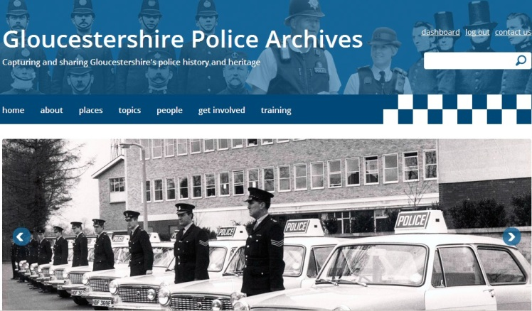 Glos Archives Police