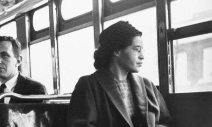 Rosa Parks: an introvert who changed the world.