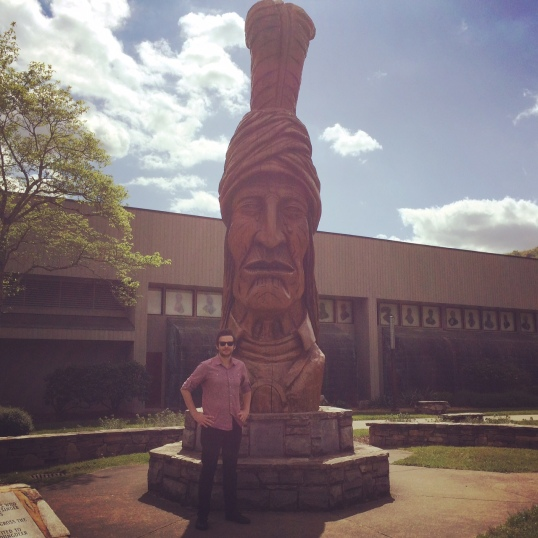 me Cherokee museum