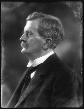 NPG x123535; Sir (Alfred) Herbert Brewer by Bassano