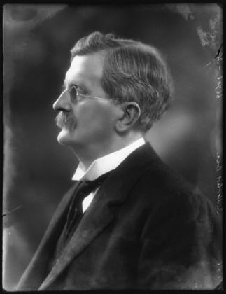 NPG x123535; Sir (Alfred) Herbert Brewer by Bassano